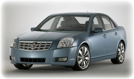 Cadillac BLS 1.9 TiD AT