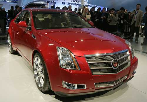 Cadillac CTS 2.6 V6