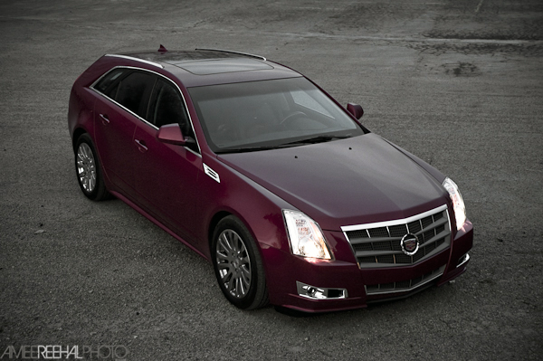 Cadillac CTS 3.6L Performance 4WD
