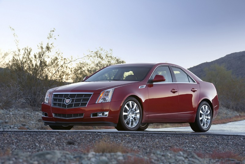 Cadillac CTS 3.6L V6