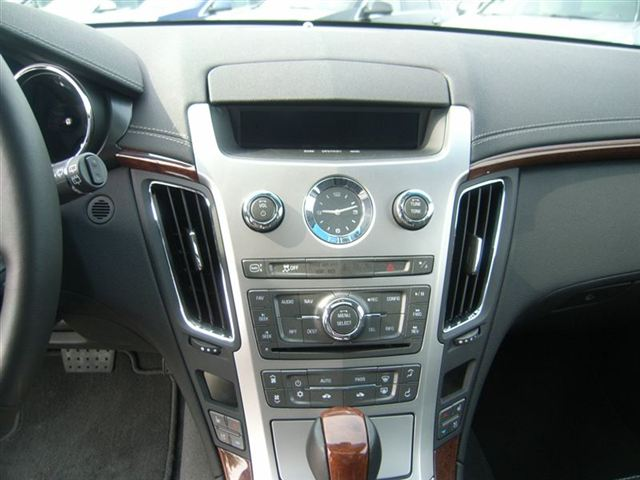 Cadillac CTS 3.6 AWD AT Sport Luxury