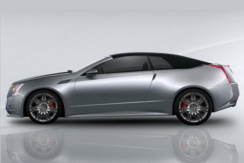 Cadillac CTS Coupe Premium