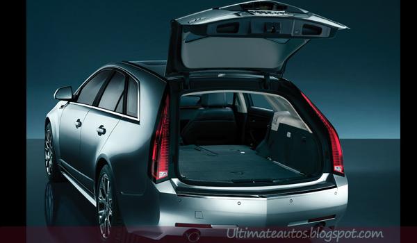 Cadillac CTS Sport Wagon 3.0L