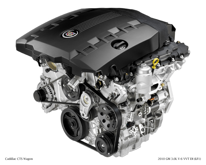 Cadillac CTS Sport Wagon 3.0L V6