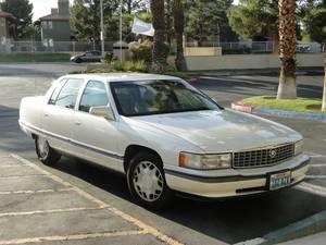 Cadillac De Ville 4.6 i V8 24V Concours
