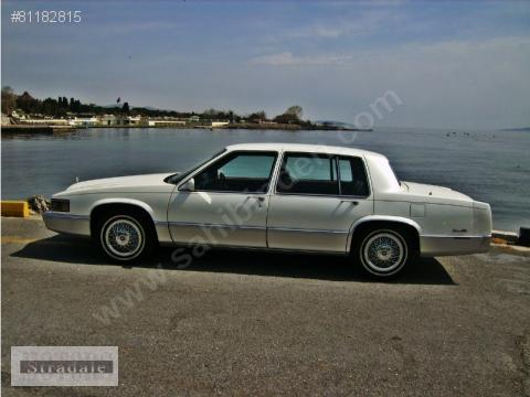 Cadillac DeVille 4.5