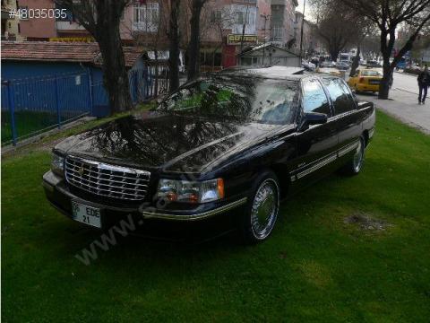 Cadillac DeVille 4.6