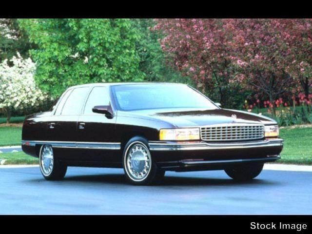 Cadillac DeVille 4.9