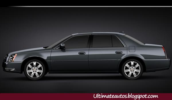 Cadillac DTS Premium