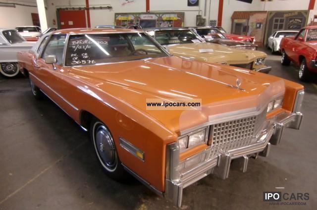 Cadillac Eldorado 8.2