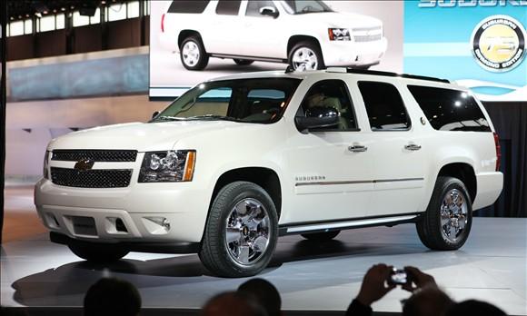 Cadillac Escalade 5.3 i V8 RWD