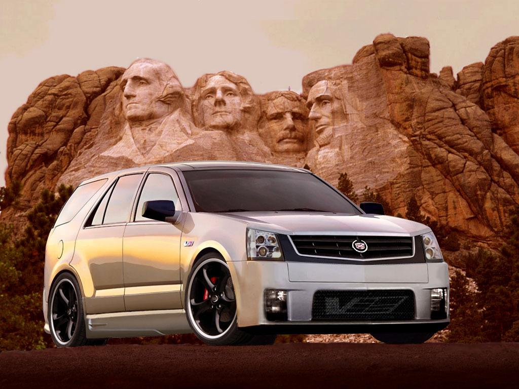 Tuning Cadillac Srx