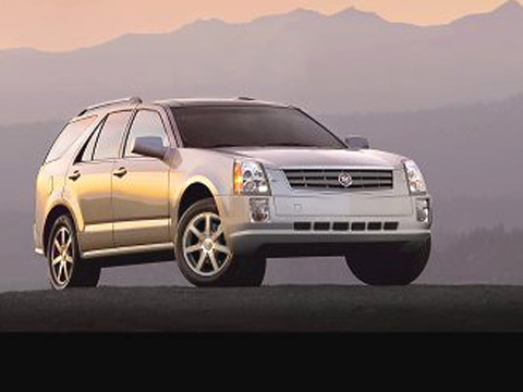 Cadillac SRX 3.6 i V6 24V RWD