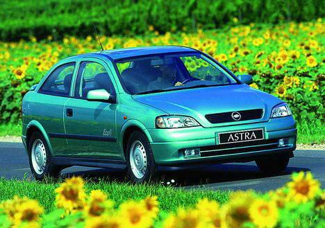 Chevrolet Astra 2.0 TDi