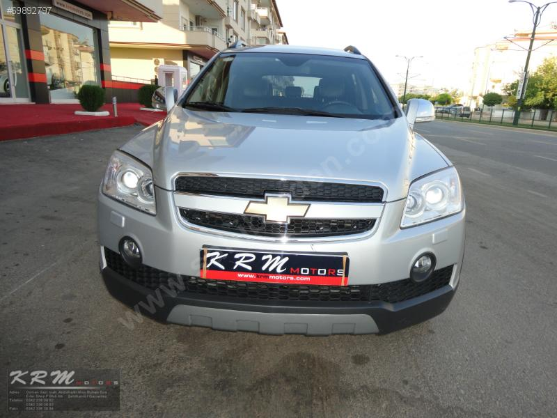 Chevrolet Captiva 2.0 D