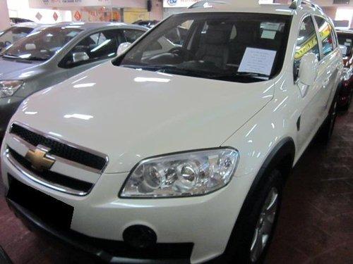 Chevrolet Captiva 2.4L