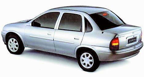 Chevrolet Celta 1.0 i 16V