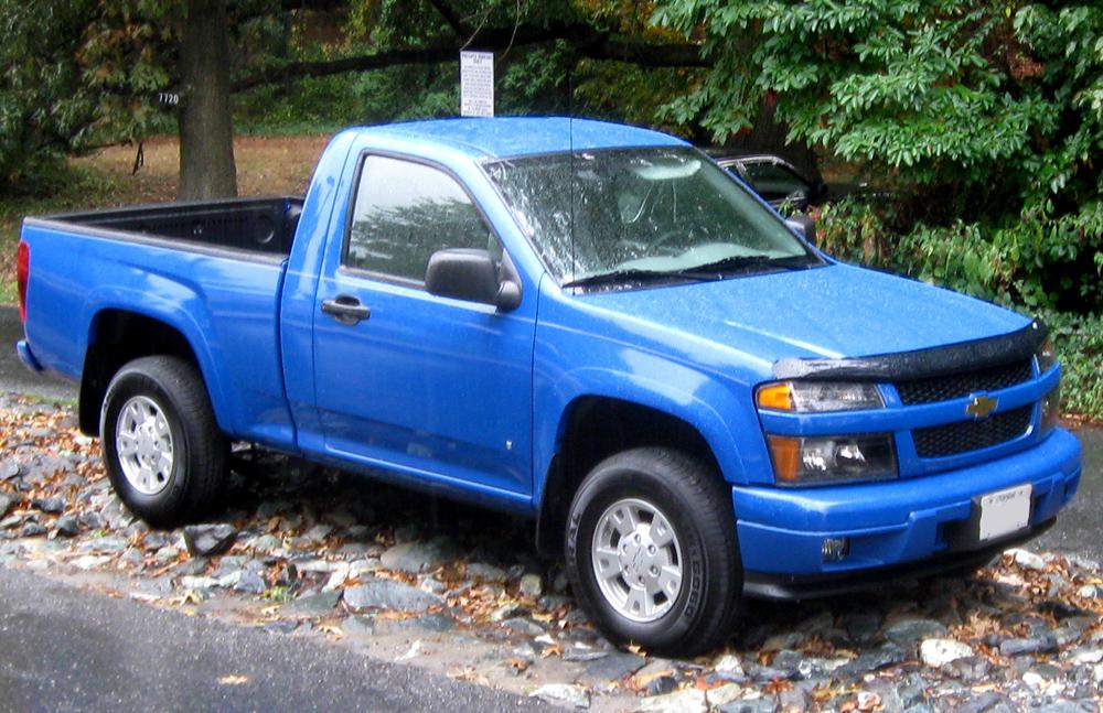 Chevrolet Colorado Regular Cab