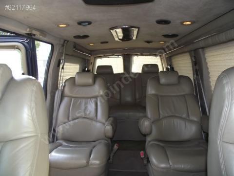 Chevrolet Express 5.7