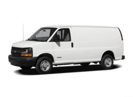 Chevrolet Express Passenger Van LT 1500 Regular Wheelbase AWD