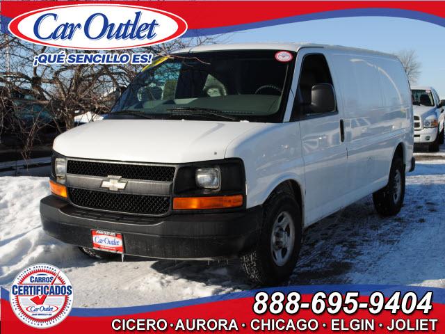 Chevrolet Express Passenger Van LT3500 Extended