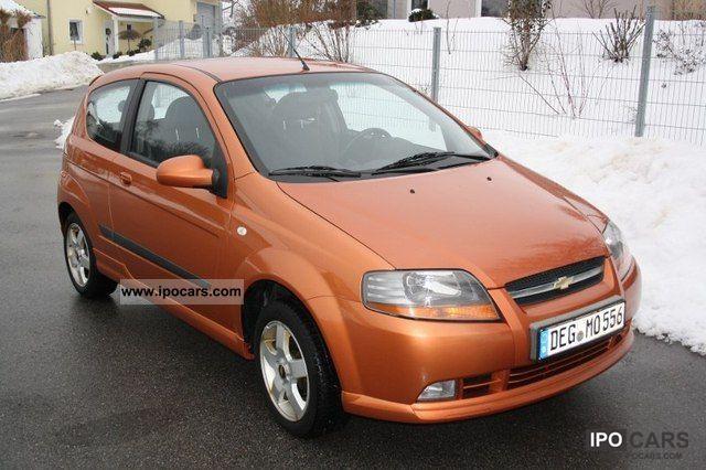 Chevrolet Kalos 1.4