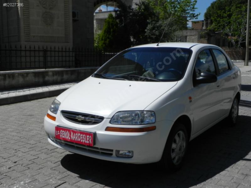 Chevrolet Kalos 1.4 Gas