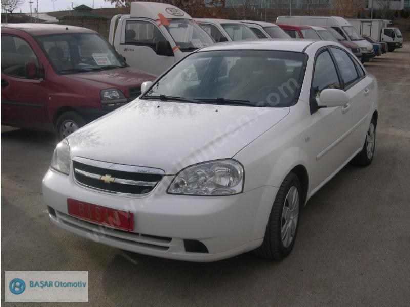 View of Chevrolet Lacetti 1.4 SE. Photos, video, features ...
