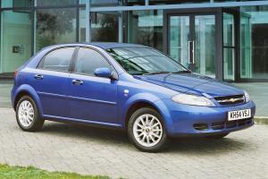 Chevrolet Lacetti 1.6 SX