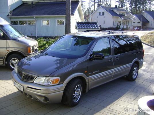 Chevrolet Trans Sport 3.4 AWD