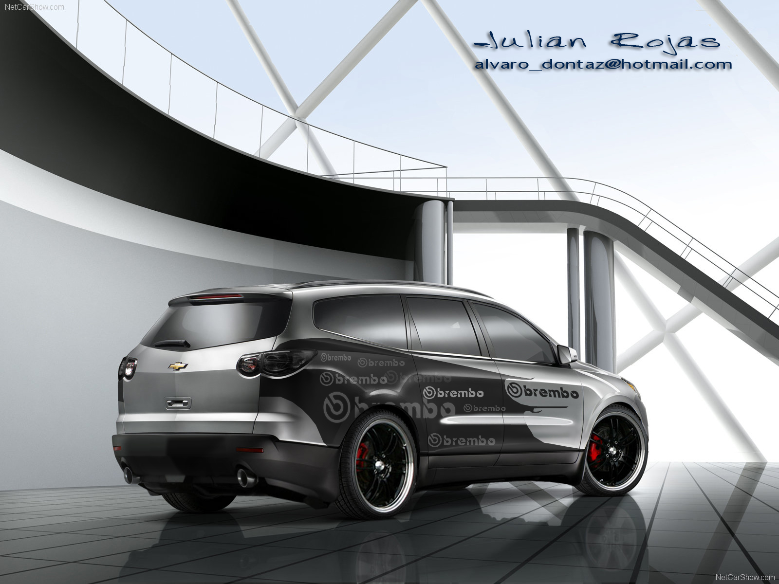 Chevrolet Traverse LTZ AWD