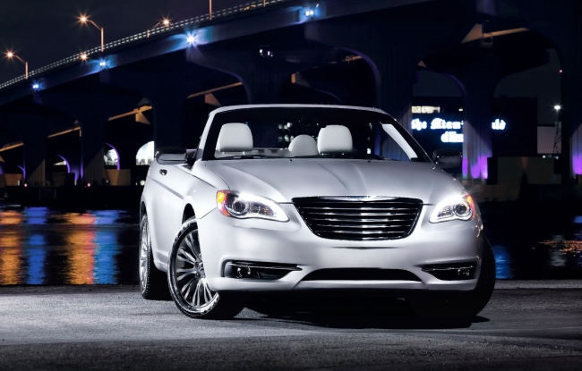 Chrysler 200 Convertible Limited