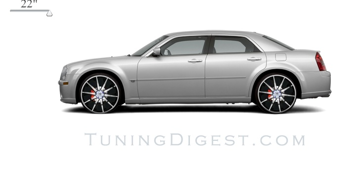 Chrysler 300 C SRT8