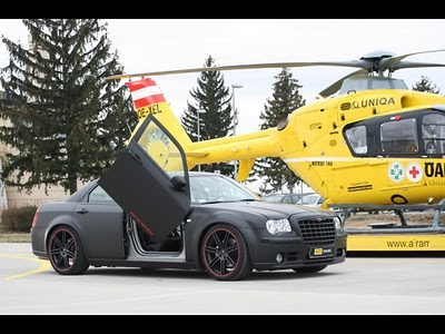 Chrysler 300C Touring 5.7 HEMI