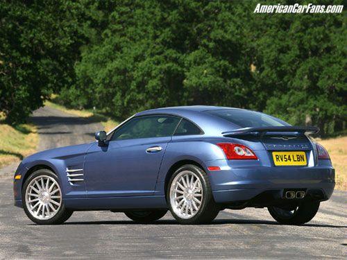 Chrysler Crossfire 3.2 Roadster