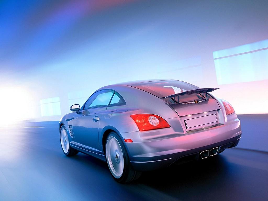 Chrysler Crossfire 3.2 V6 Automatic