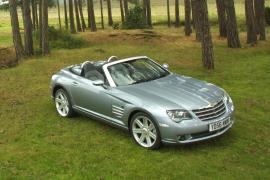 Chrysler Crossfire 3.2 V6 Roadster