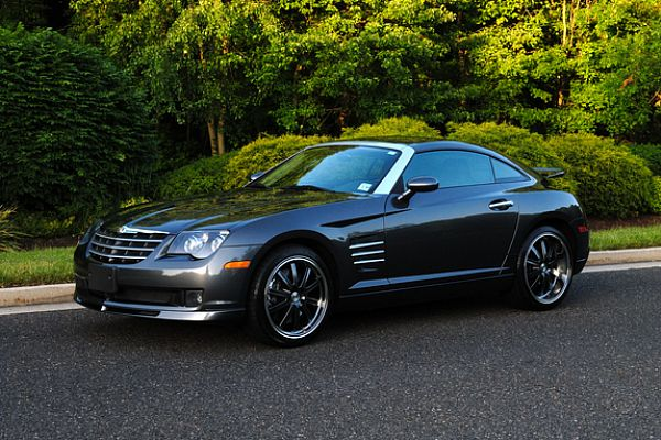 photos of chrysler crossfire roadster srt 6 photo tuning. Black Bedroom Furniture Sets. Home Design Ideas