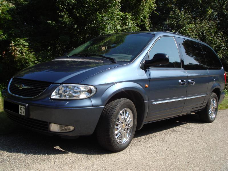 Chrysler Grand Voyager LX 3.3 V6
