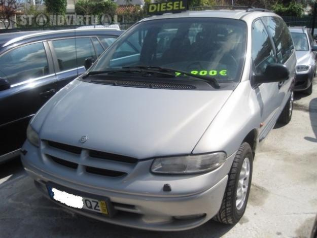 Chrysler Grand Voyager SE 2.5 CRD