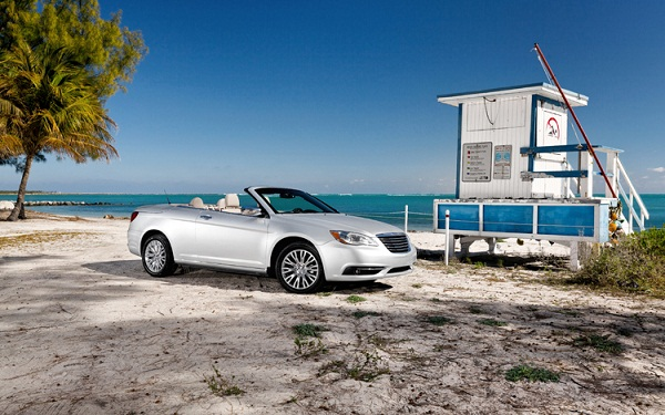 Chrysler Sebring 2.4 Limited Automatic