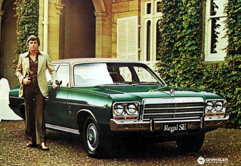 Chrysler Valiant 5.2