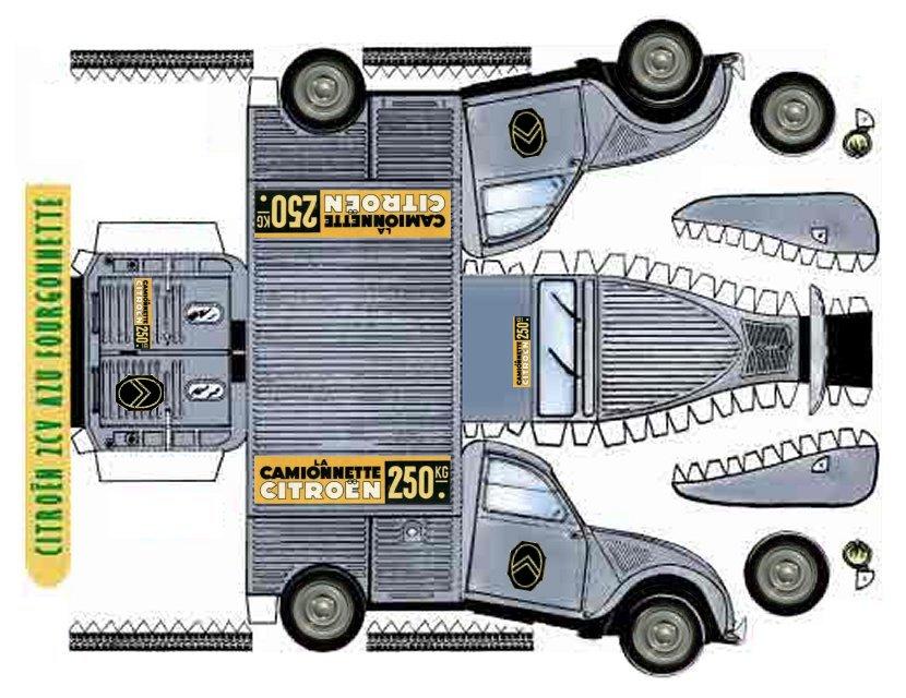 Citroen 2 CV Sahara