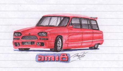 Citroen AMI 8
