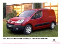 Citroen Berlingo 1.6 90hp MT