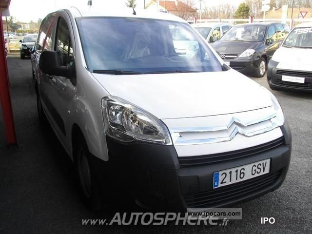 Citroen Berlingo HDi 75