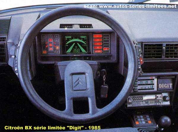 Citroen BX 19 4x4