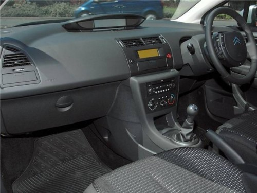 Citroen C4 1.6 HDi Coupe