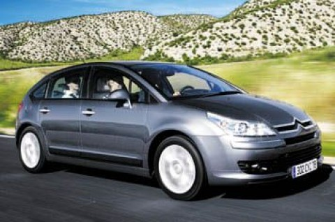 Citroen C4 2.0 HDi FAP VTR Coupe Plus
