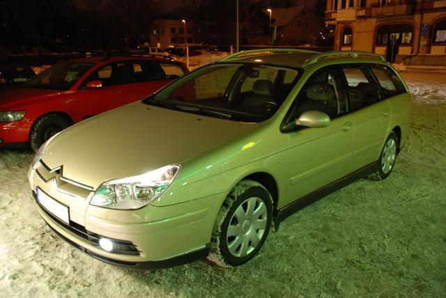 Citroen C5 2.0 Break